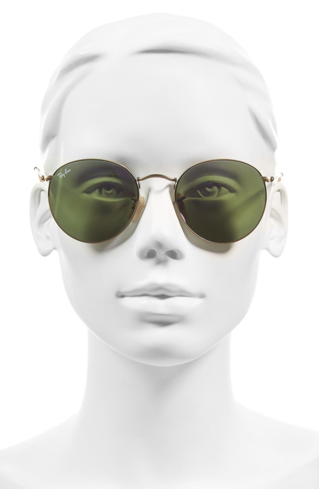 Alternate Image 2  - Ray-Ban Icons 53mm Retro Sunglasses