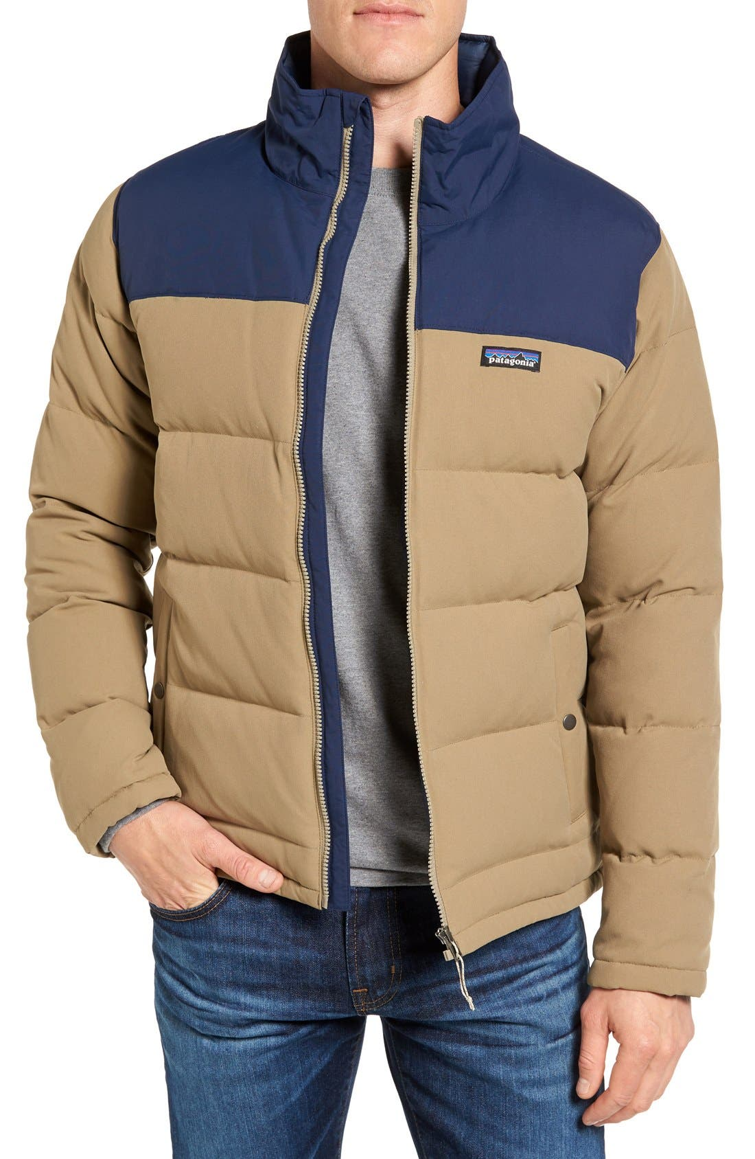 Patagonia Bivy Water Repellent Down Jacket