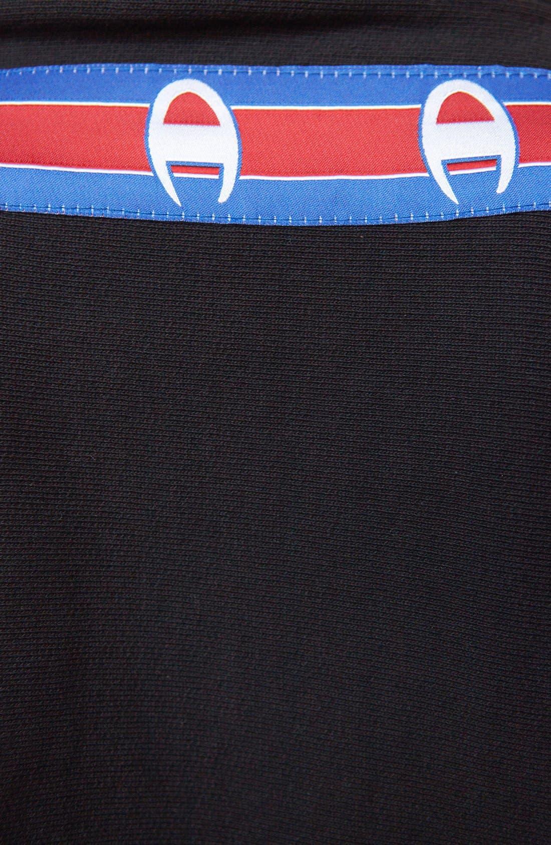 Alternate Image 3  - Vetements x Champion Taped Sweatpants