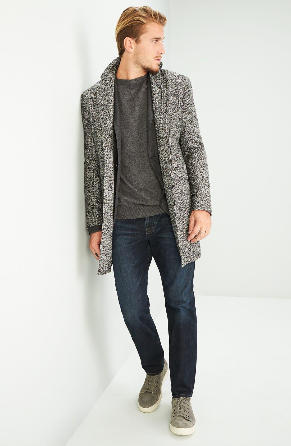 Alternate Image 6  - AG Graduate Slim Straight Leg Jeans (Rockwell)