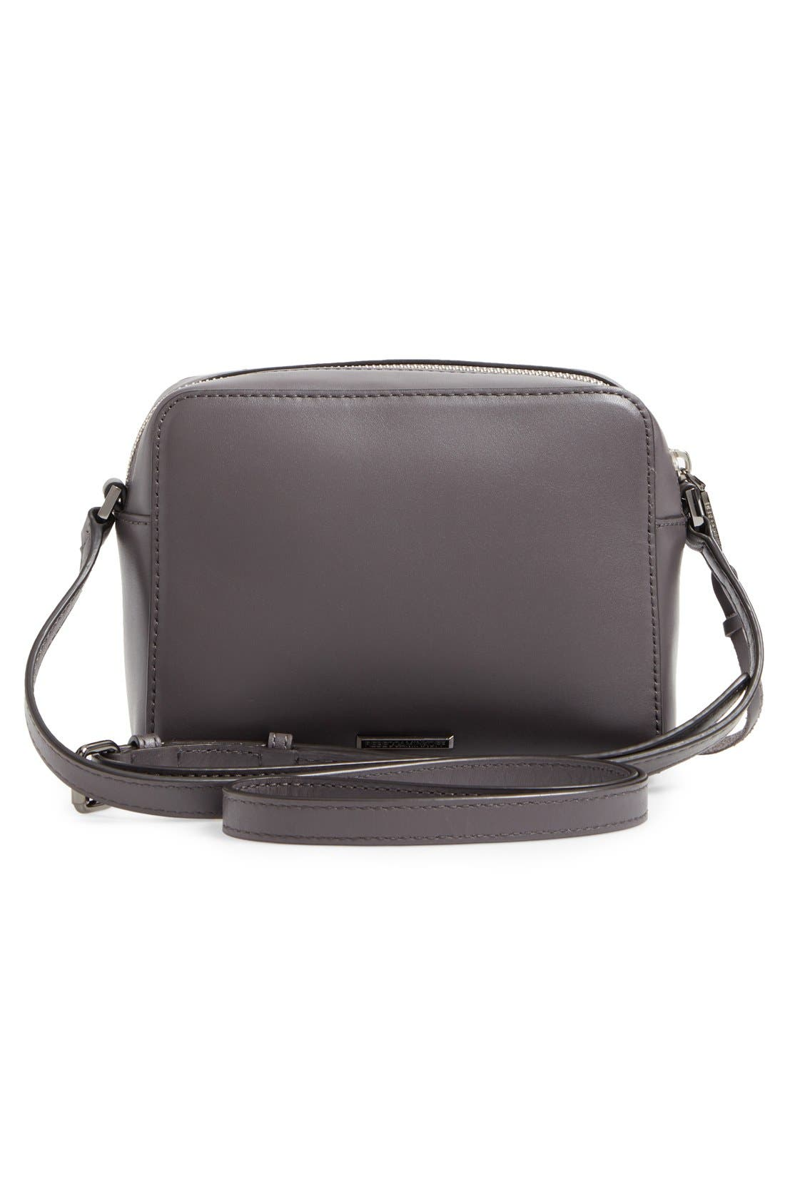 Alternate Image 3  - Rebecca Minkoff Mini Sofia Leather Crossbody Bag