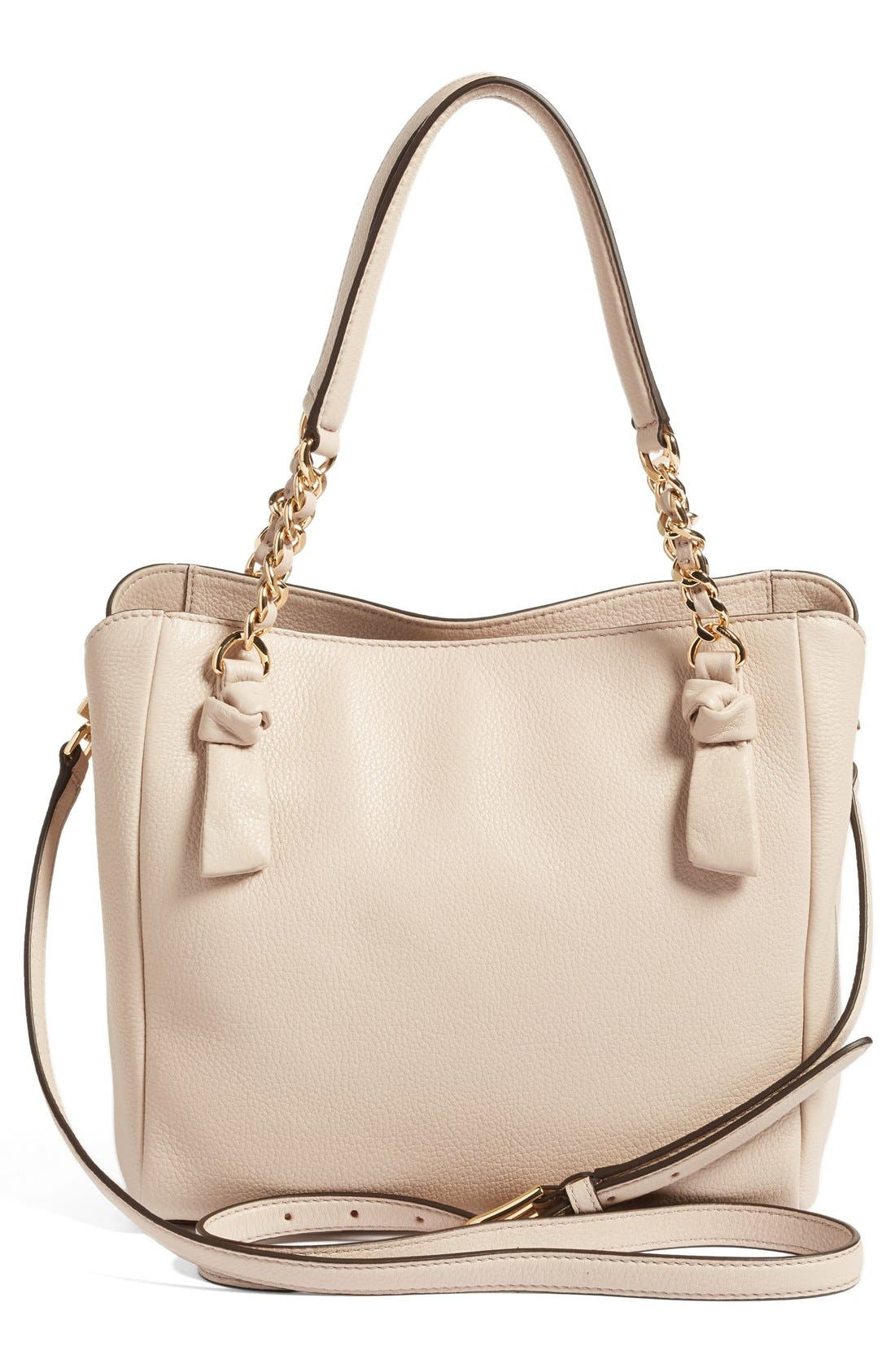 Alternate Image 2  - Tory Burch Small Harper Leather Satchel