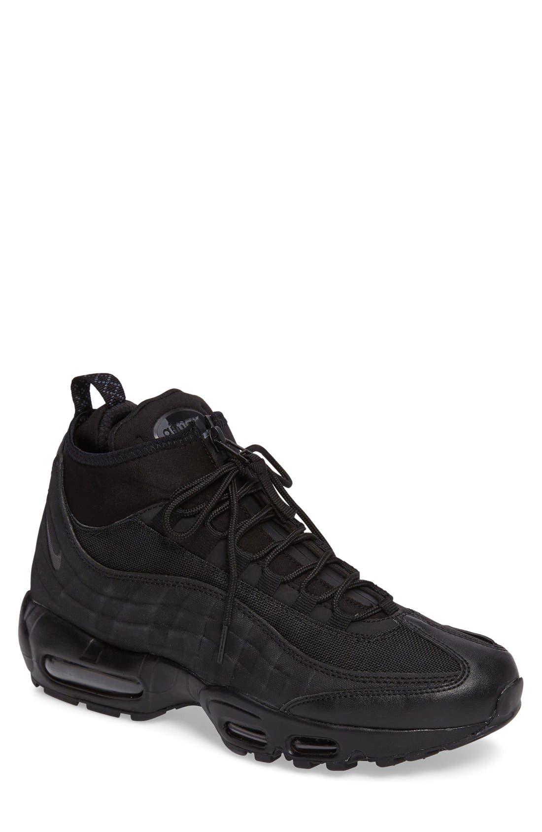 Alternate Image 1 Selected - Nike Air Max 95 Water-Resistant Sneaker Boot (Men)