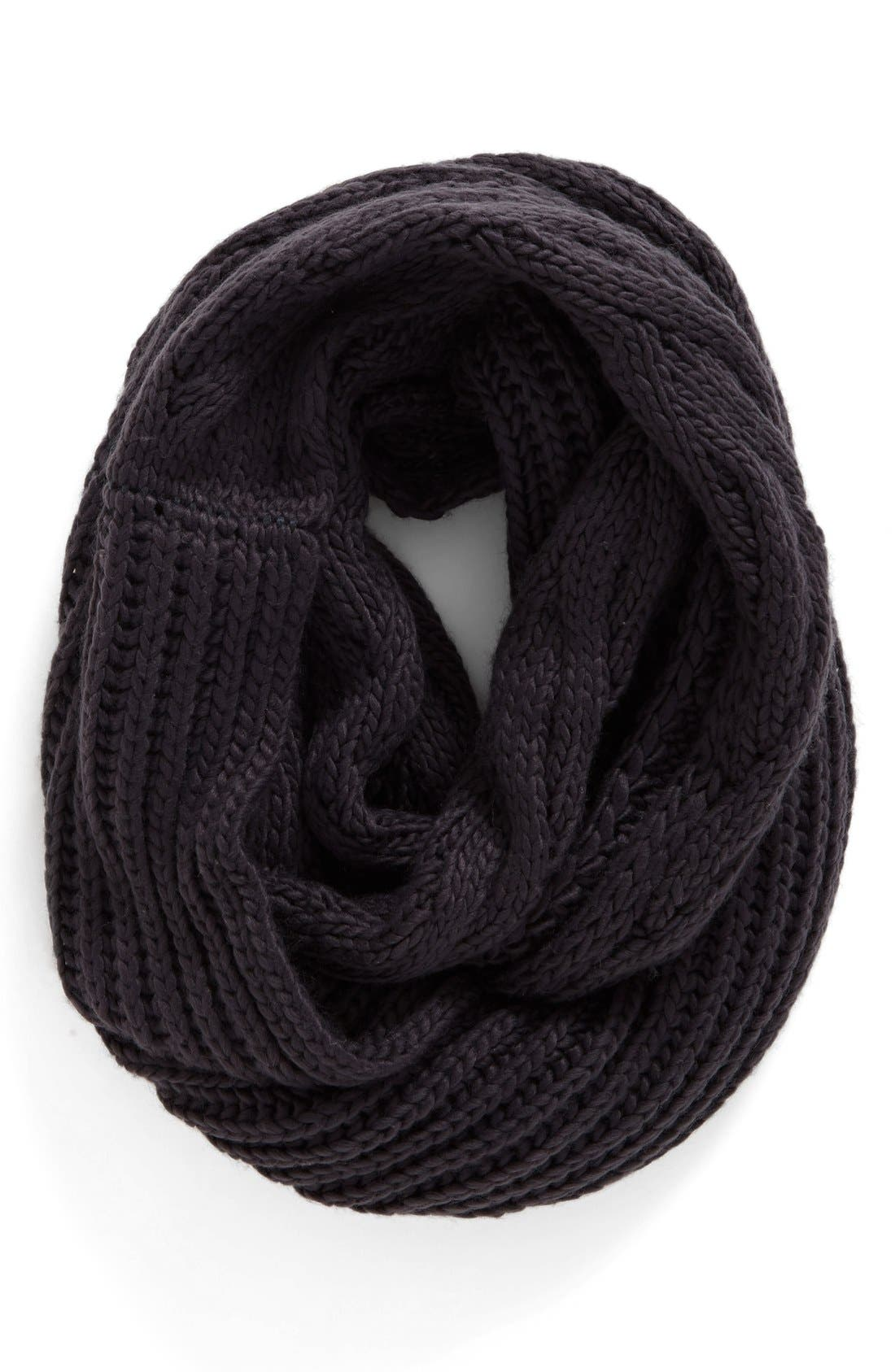 Alternate Image 1 Selected - BP. Cable Knit Infinity Scarf (Special Purchase)