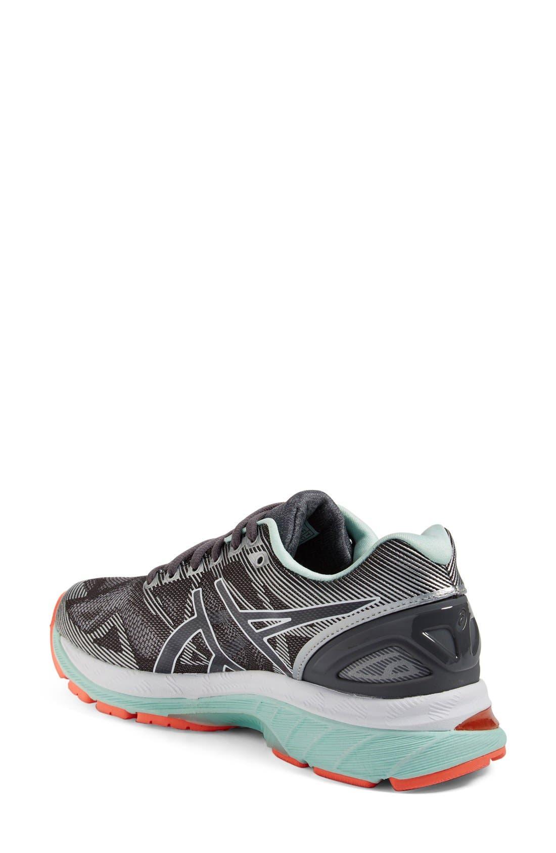 Alternate Image 2  - ASICS® GEL®-Nimbus 19 Running Shoe (Women)