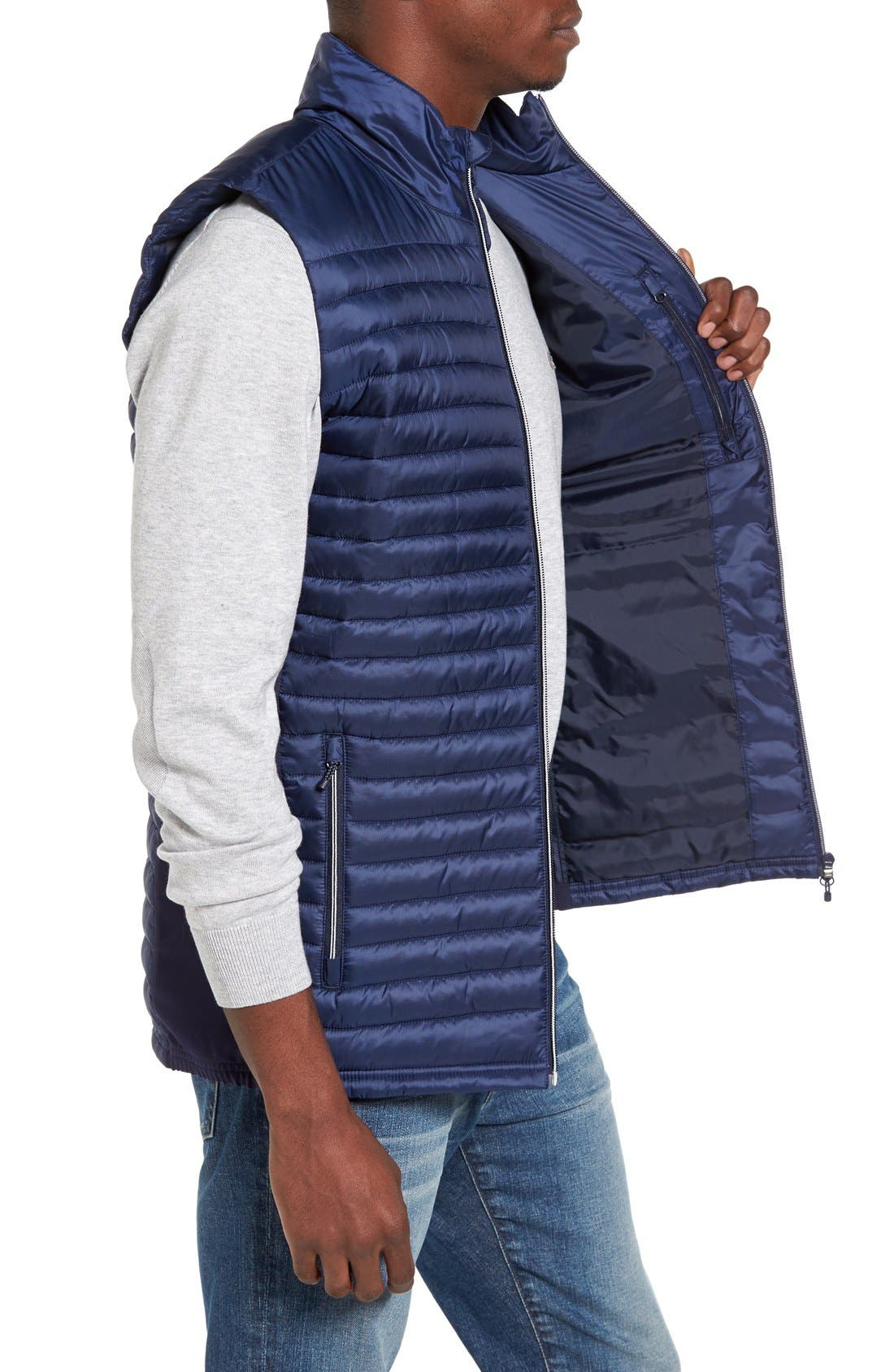 Alternate Image 3  - Lacoste 'Sport' Insulated Vest