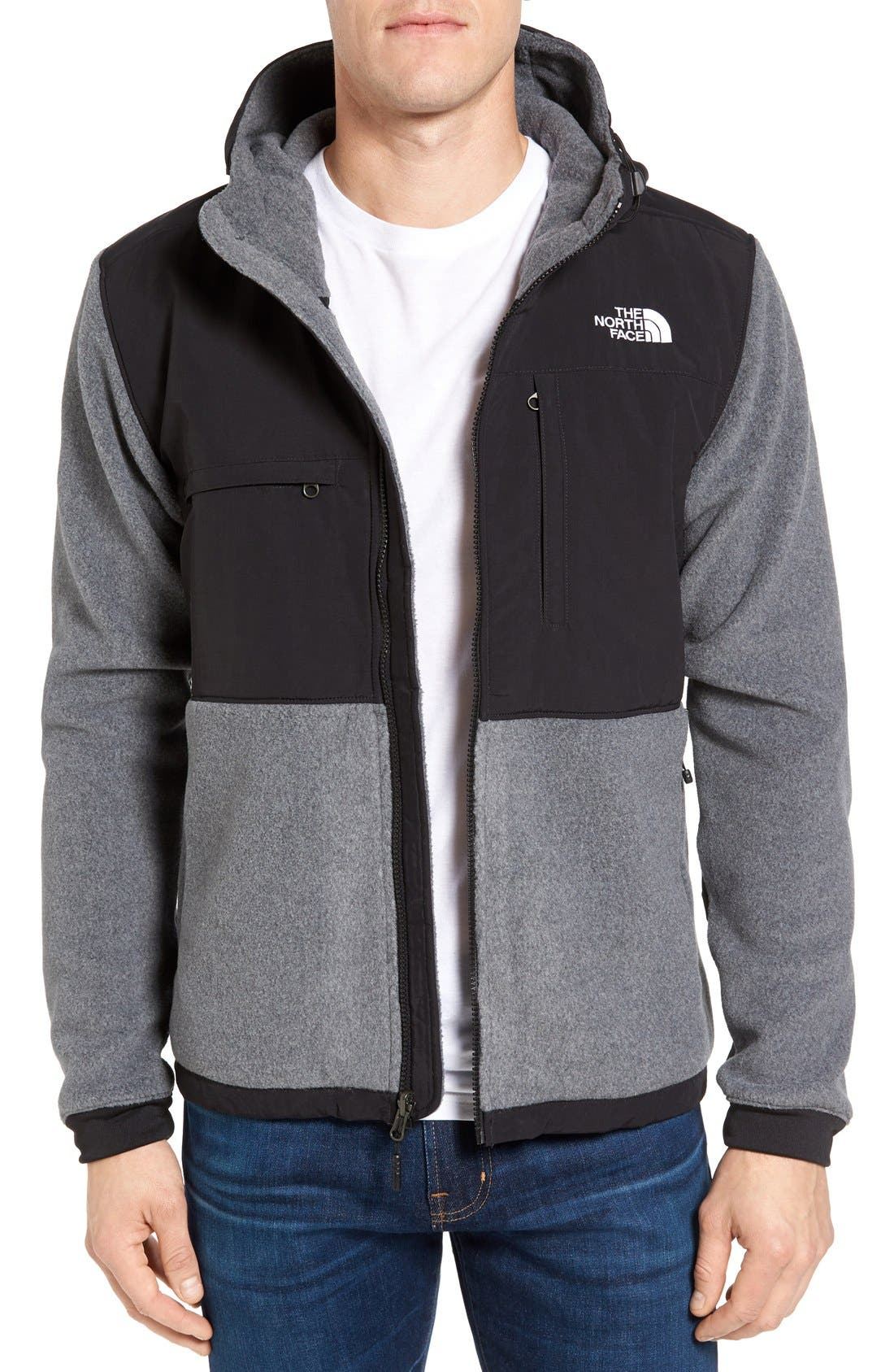 Alternate Image 1 Selected - The North Face Denali 2 Fleece Hoodie
