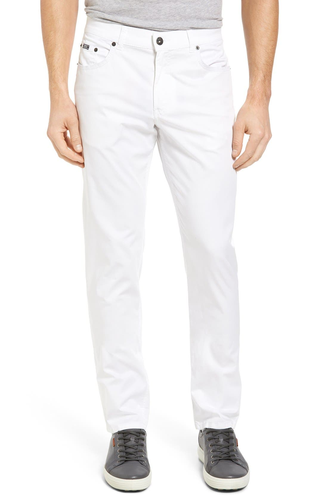 Brax Prestige Stretch Cotton Pants