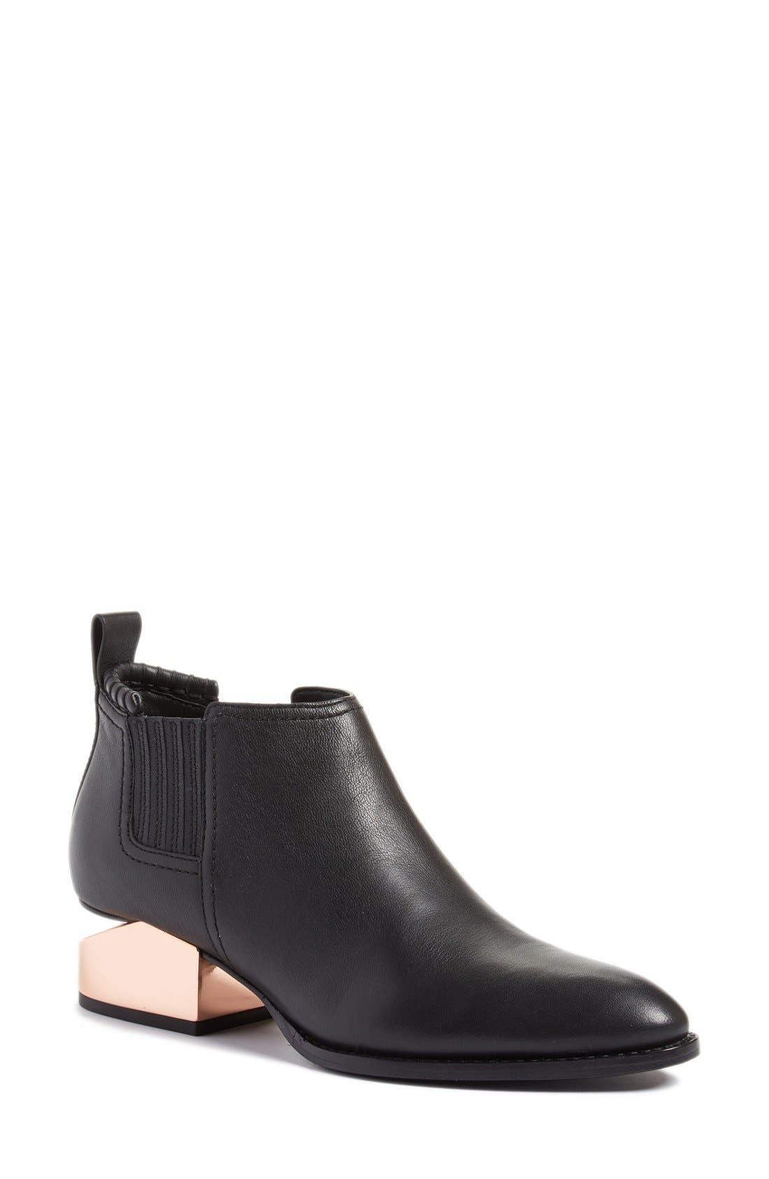 Kori Chelsea Boot,                             Main thumbnail 1, color,                             Black