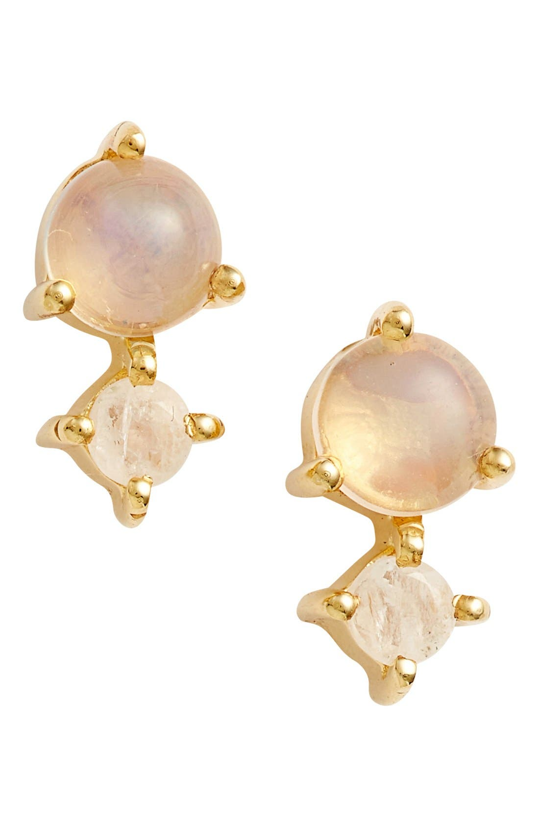 Leah Alexandra Stud Earrings