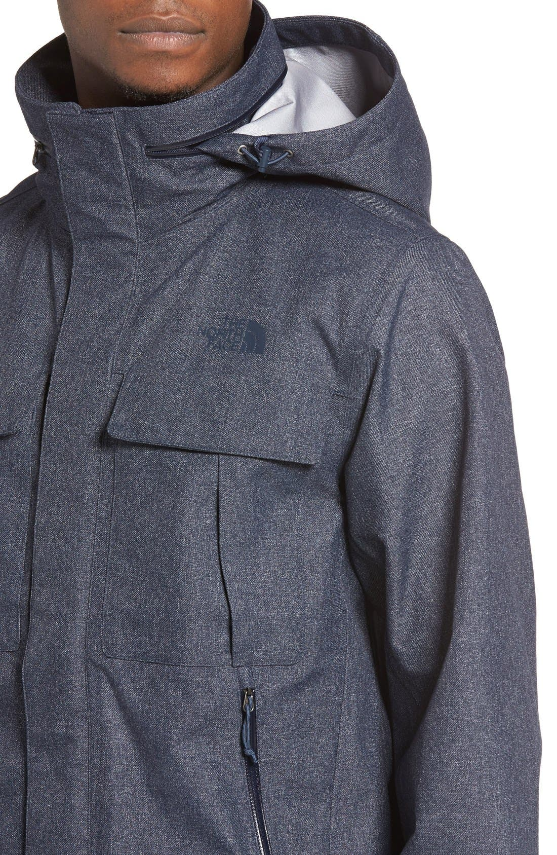 Alternate Image 4  - The North Face Kassler DryVent Field Jacket