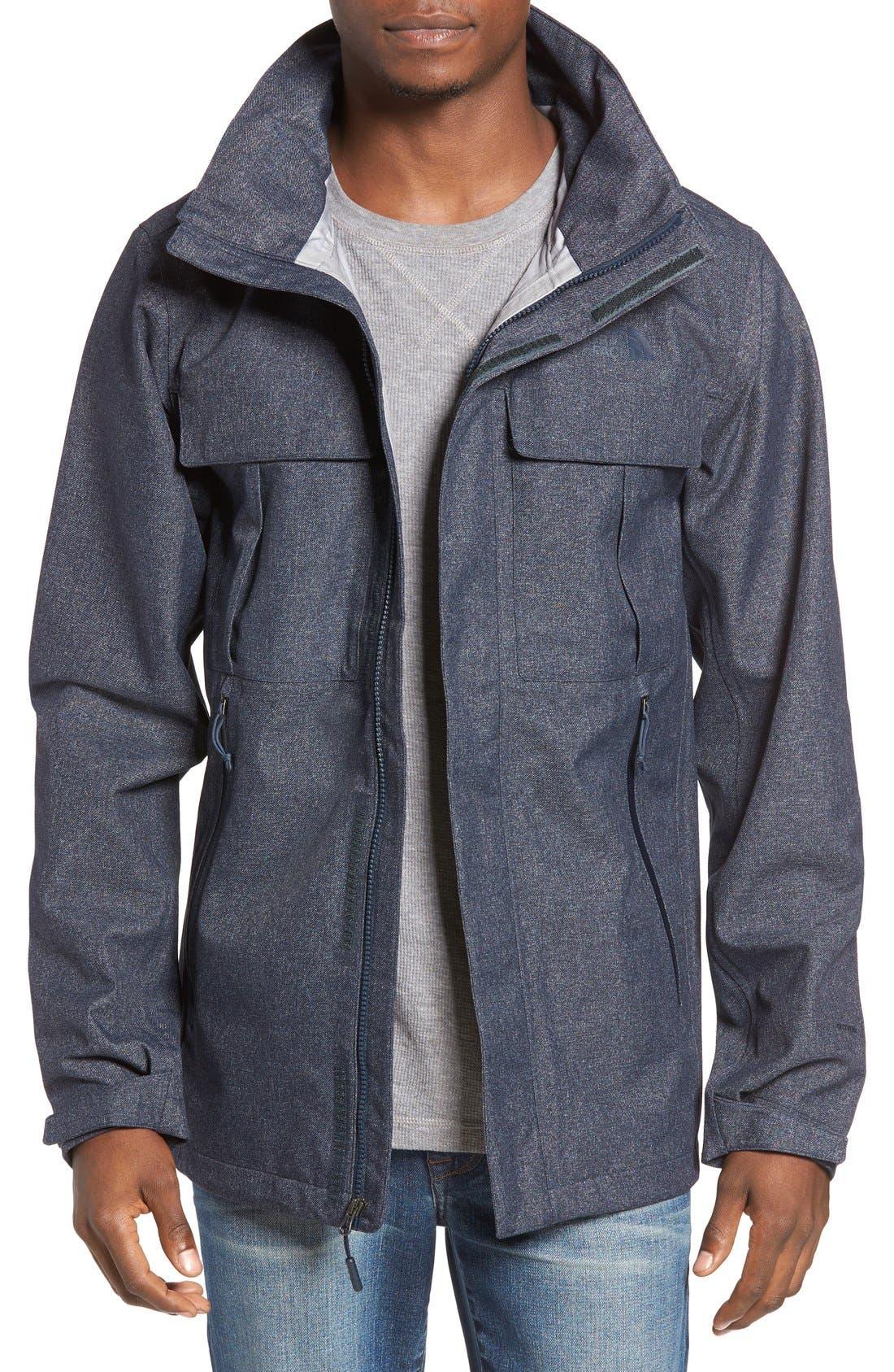 Alternate Image 1 Selected - The North Face Kassler DryVent Field Jacket