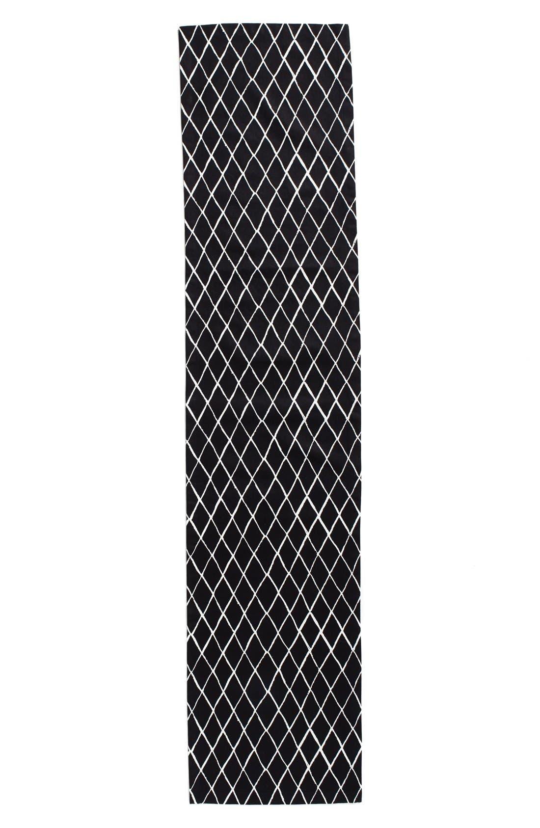 Alternate Image 2  - Minted Crisscross Table Runner