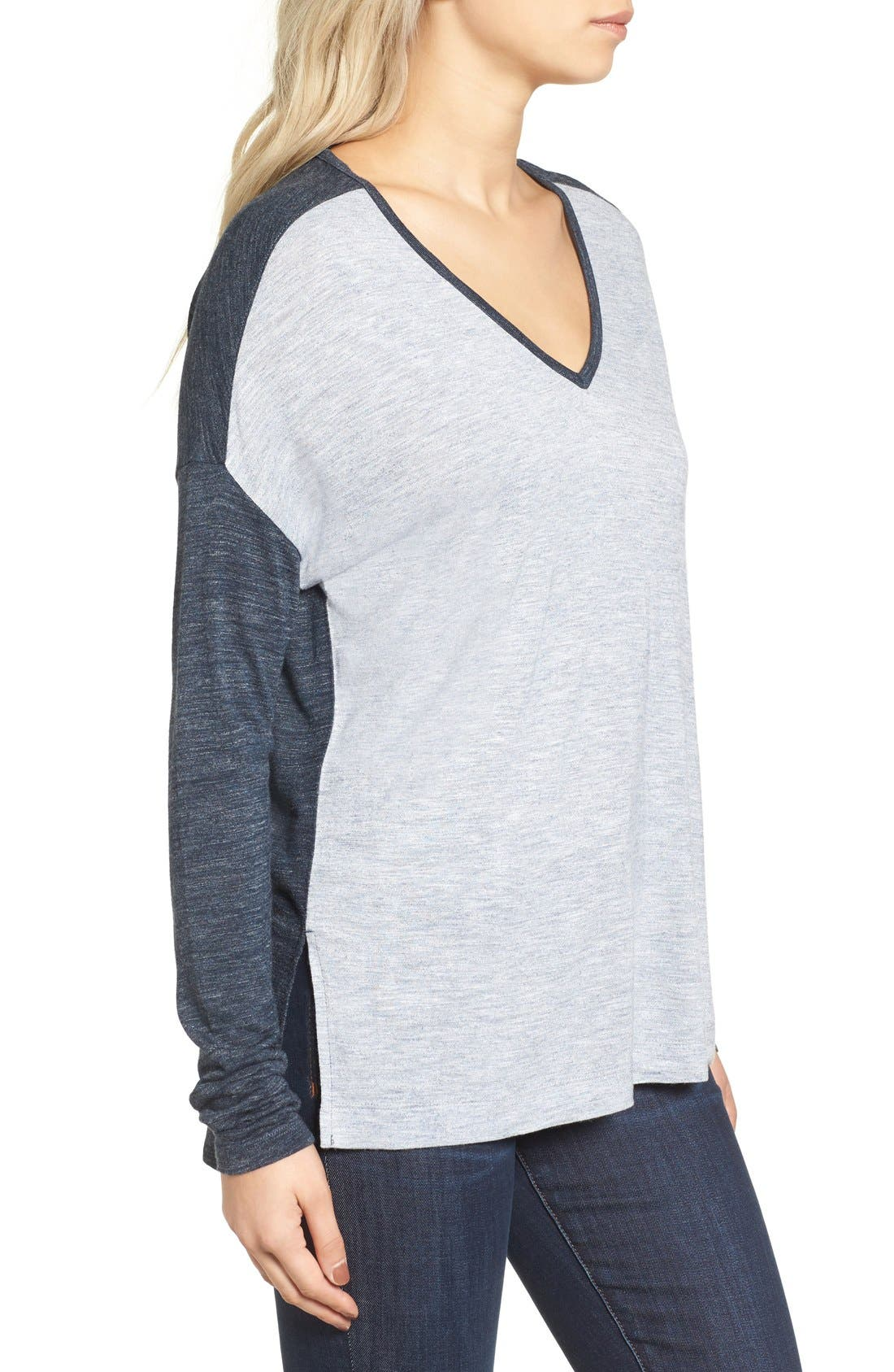 Alternate Image 3  - Madewell Anthem Lightweight Colorblock Tee