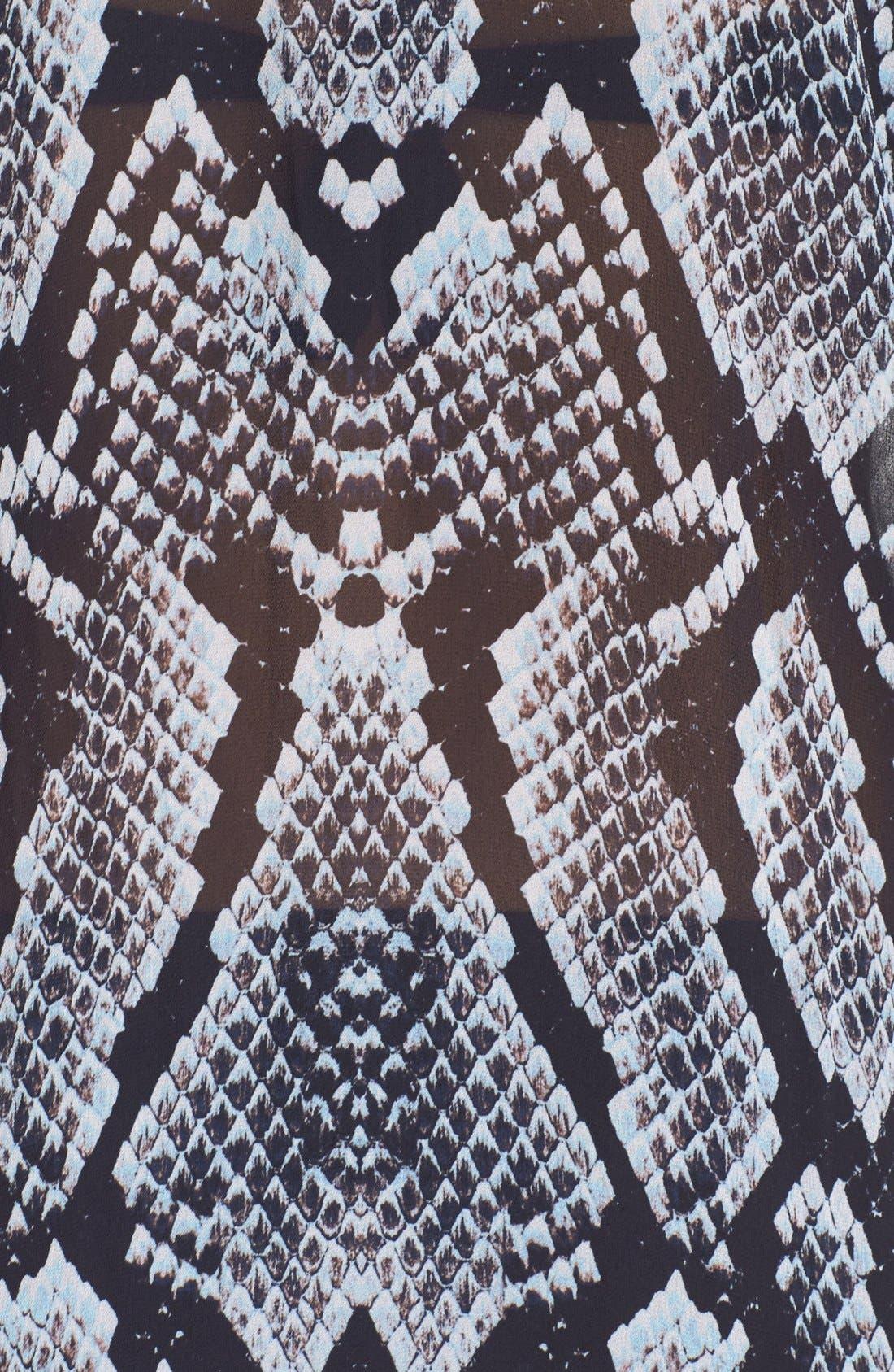 Alternate Image 5  - Asa Kaftans Shiraz Long Kaftan