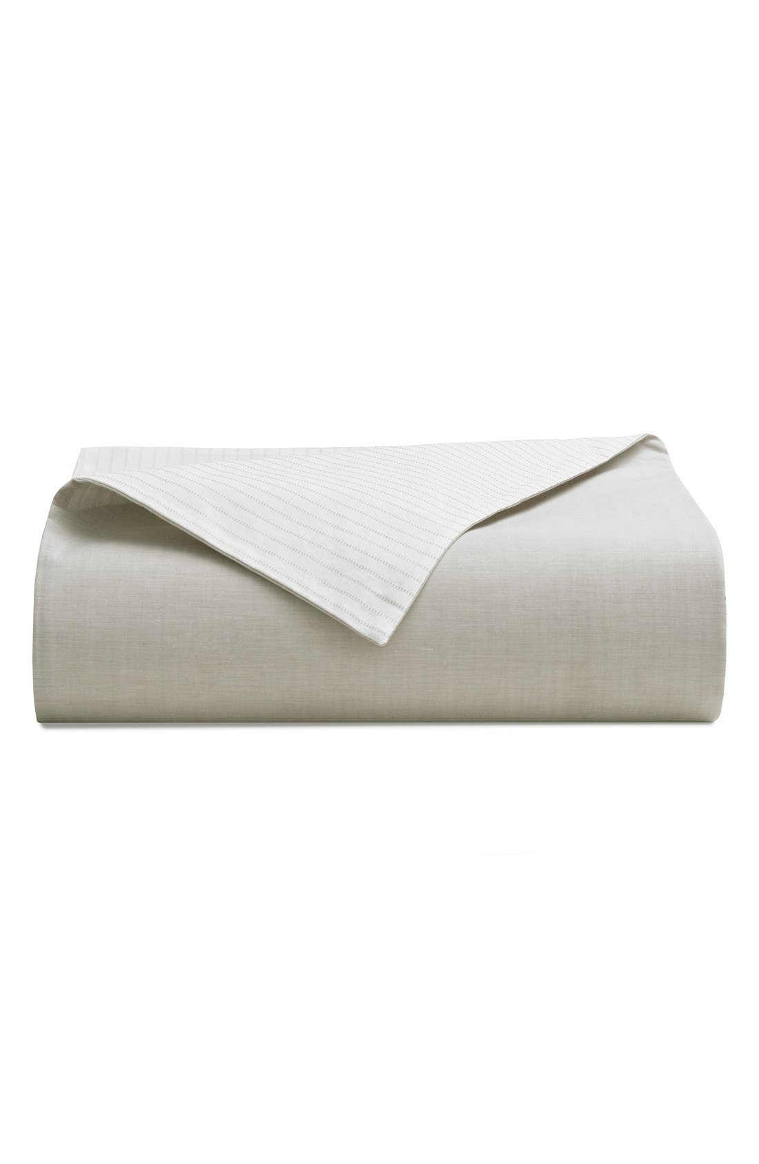 Ascott Duvet Cover,                             Alternate thumbnail 2, color,                             Linen
