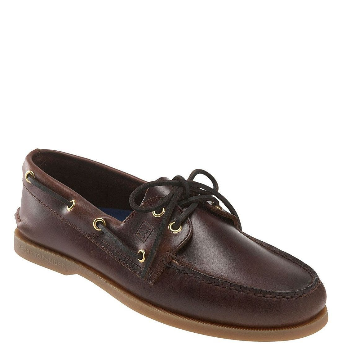 Alternate Image 1 Selected - Sperry 'Authentic Original' Boat Shoe (Men)