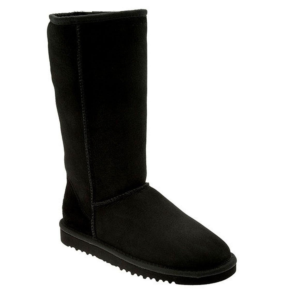 chocolate brown tall ugg boots