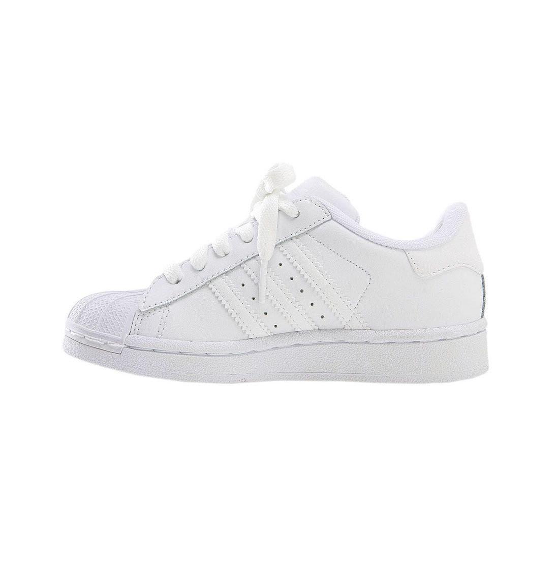 Alternate Image 5  - adidas 'Superstar II' Sneaker (Big Kid)