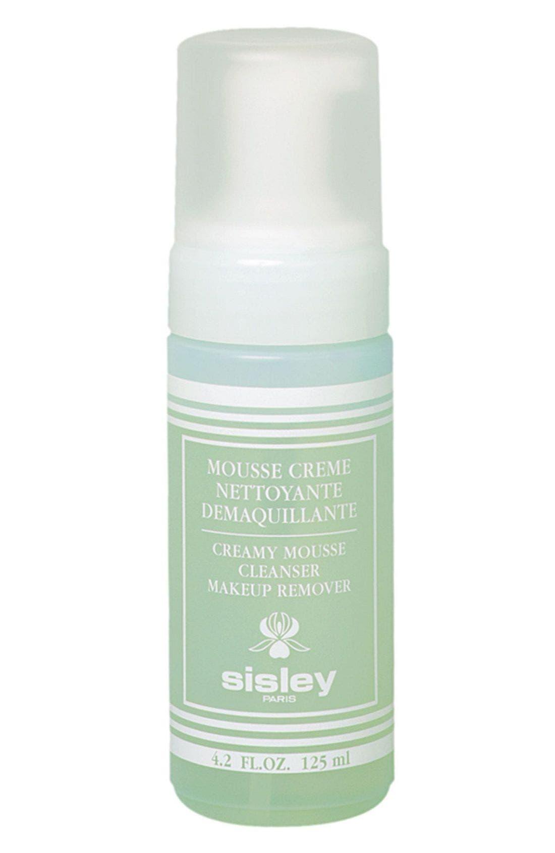 Sisley Paris Creamy Mousse Cleanser Makeup Remover