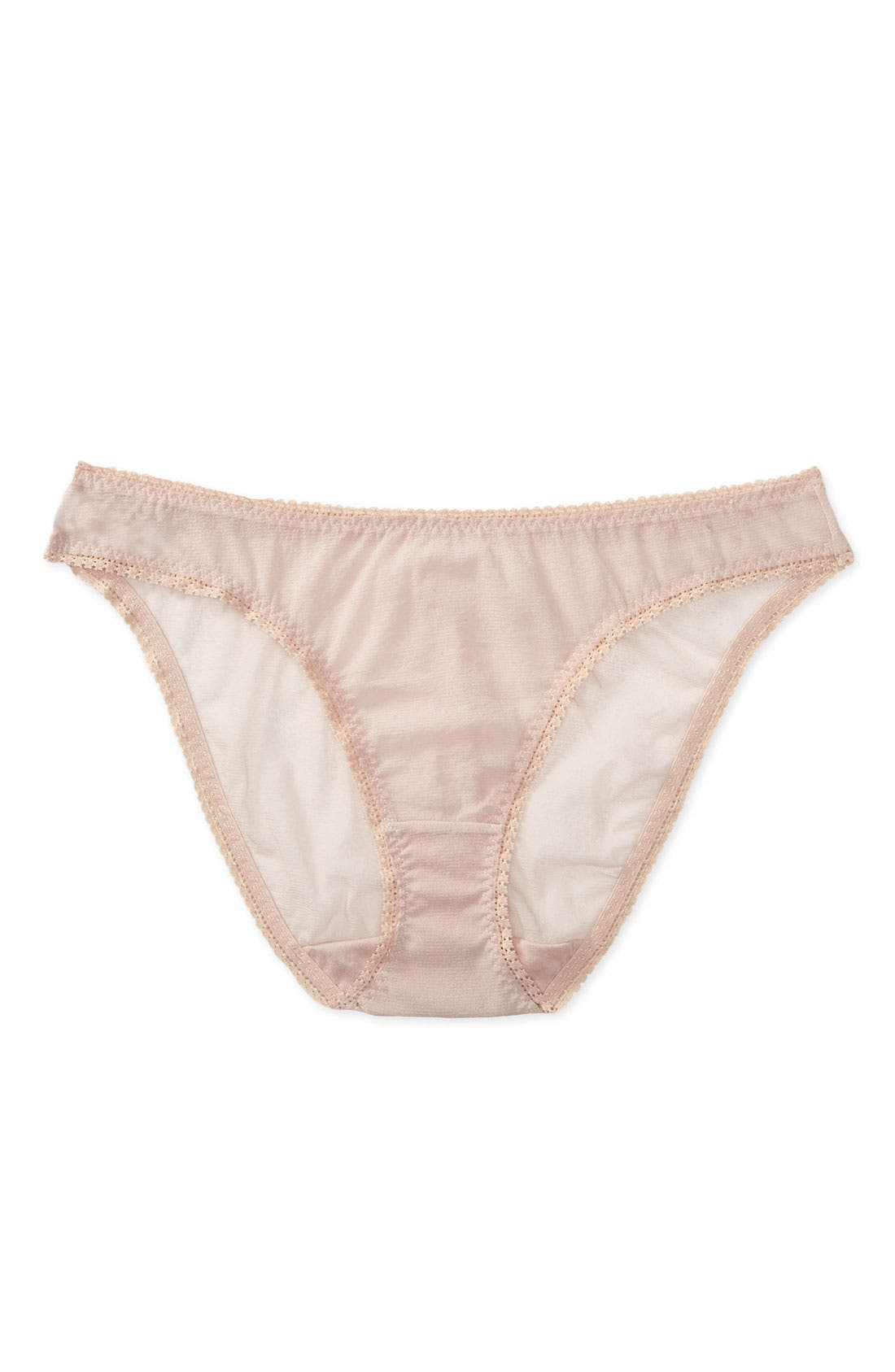 On Gossamer Mesh Bikini (3 for $45)
