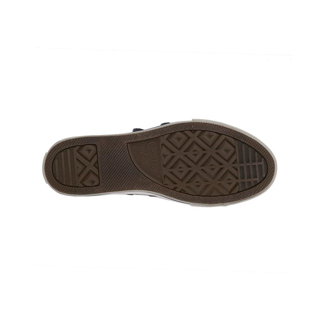 Alternate Image 4  - Converse Chuck Taylor® Triple Strap Sneaker (Toddler & Little Kid)