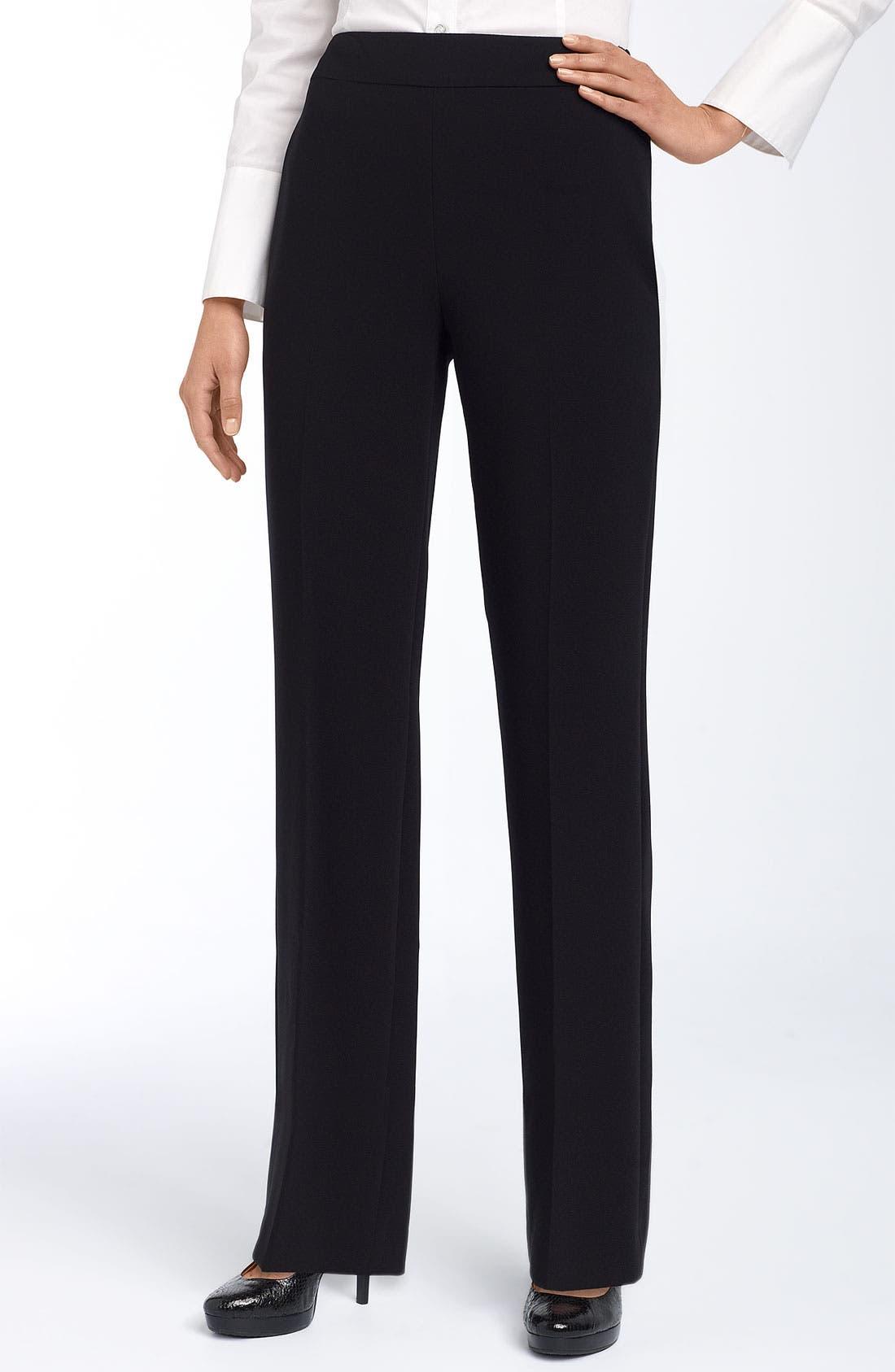 Alternate Image 1 Selected - Louben Side Zip Pants