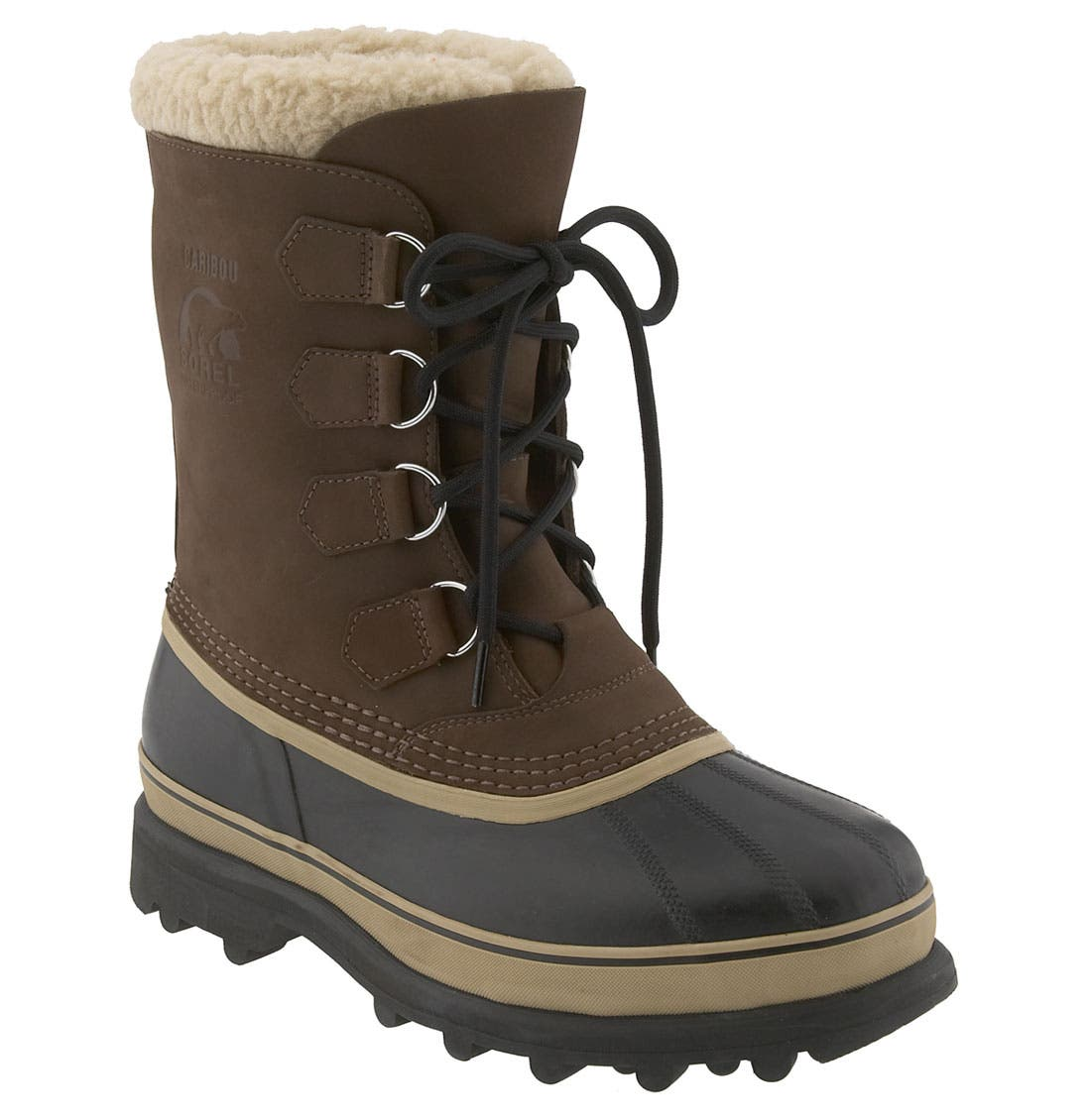 'Caribou' Boot,                         Main,                         color, Brown