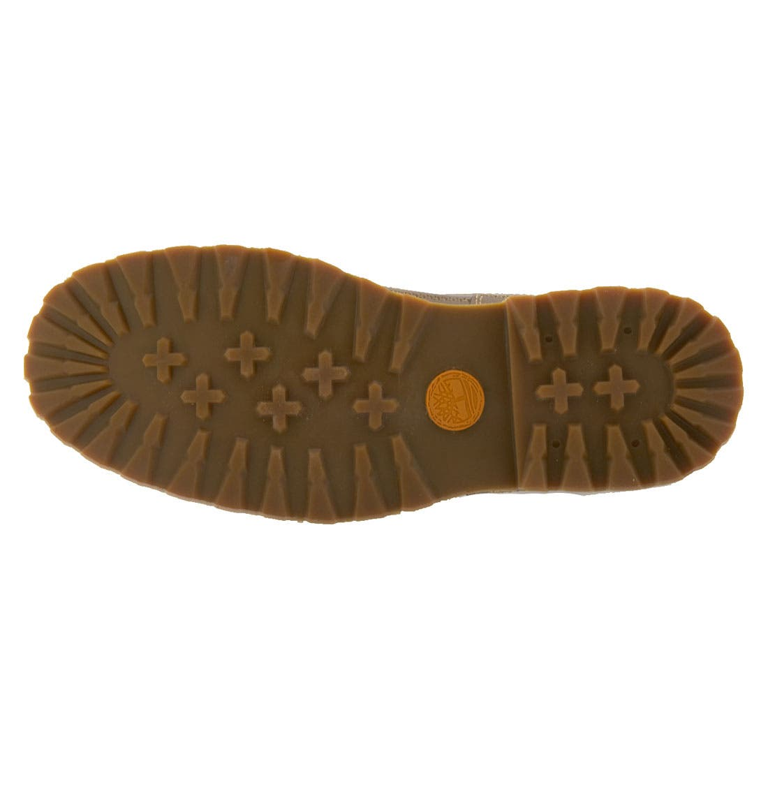 Earthkeepers<sup>®</sup> Lace-Up Boot,                             Alternate thumbnail 4, color,                             Medium Brown Leather