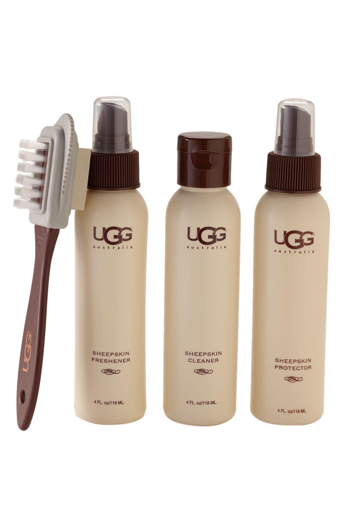 Alternate Image 2  - UGG® Sheepskin Care Kit