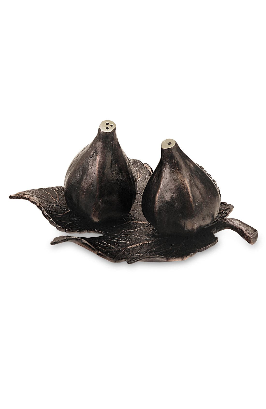 Alternate Image 1 Selected - Michael Aram 'Fig Leaf' Salt & Pepper Shakers