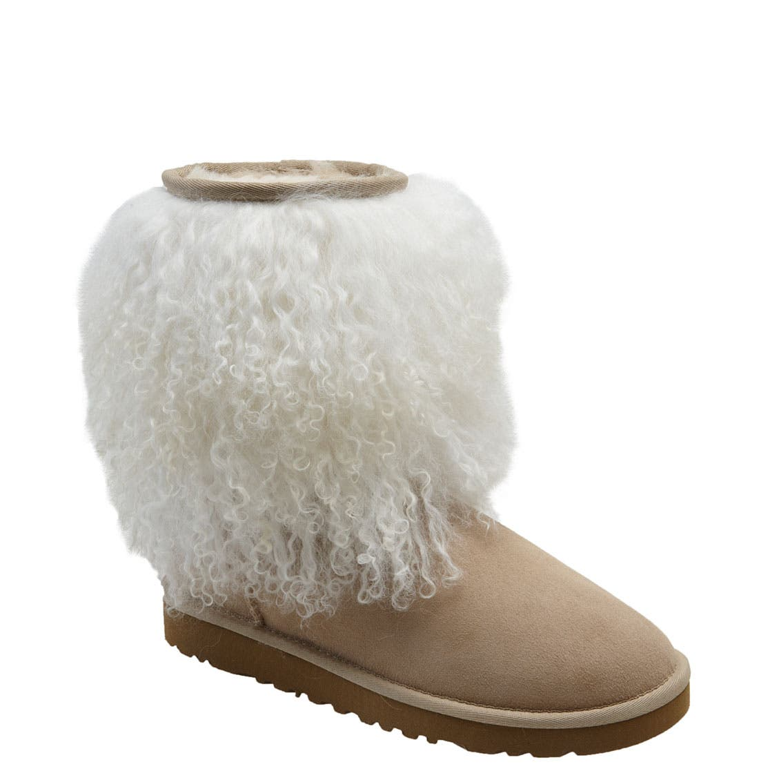 Main Image - UGG® Australia Shearling Cuff Boot (Women)