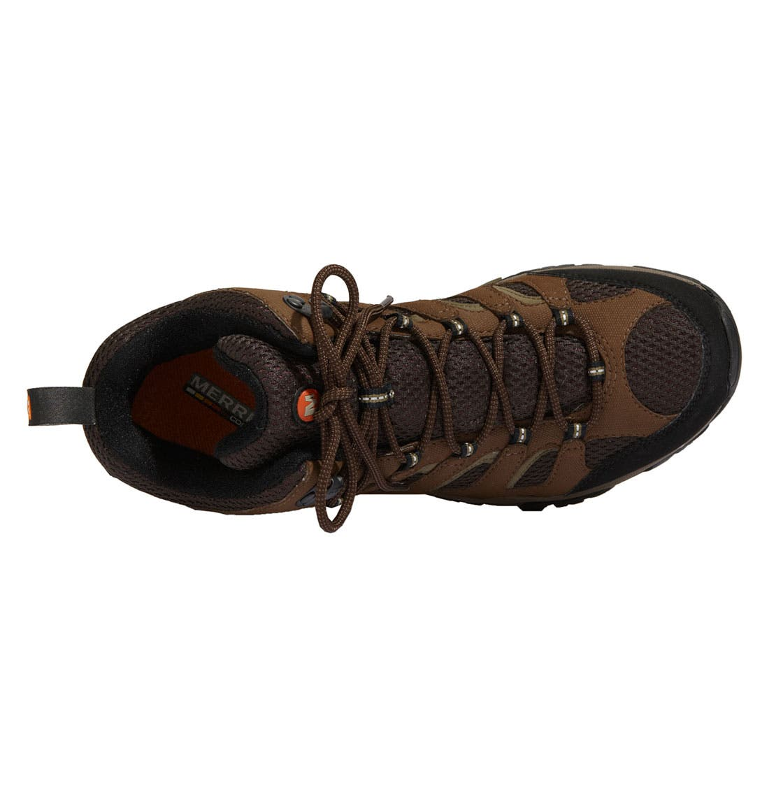 Alternate Image 3  - Merrell 'Moab Mid Gore-Tex® XCR' Hiking Boot (Men)