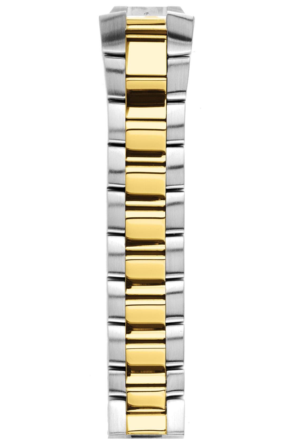 Main Image - Philip Stein® 20mm Two Tone Watch Bracelet