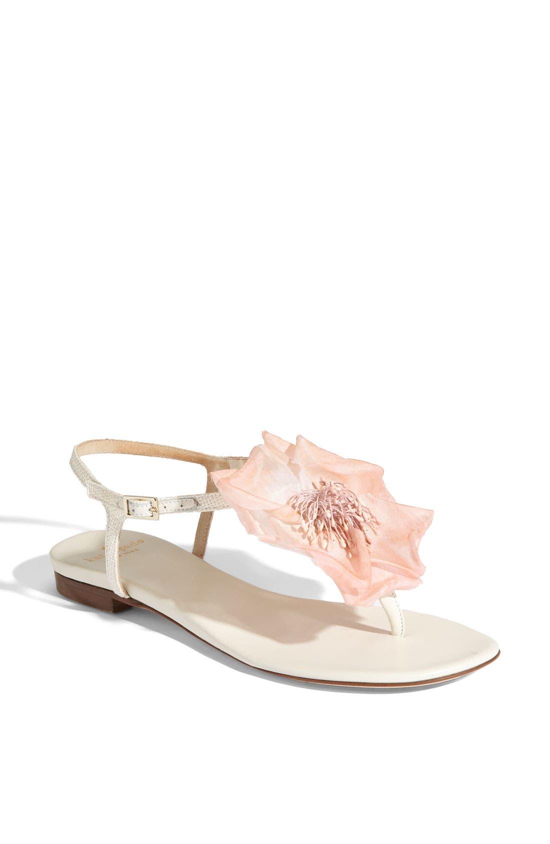 Alternate Image 1 Selected - kate spade new york 'florina' sandal