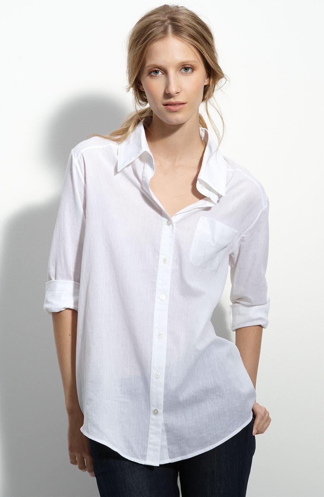 Alternate Image 1 Selected - Elizabeth and James Cotton Shirt