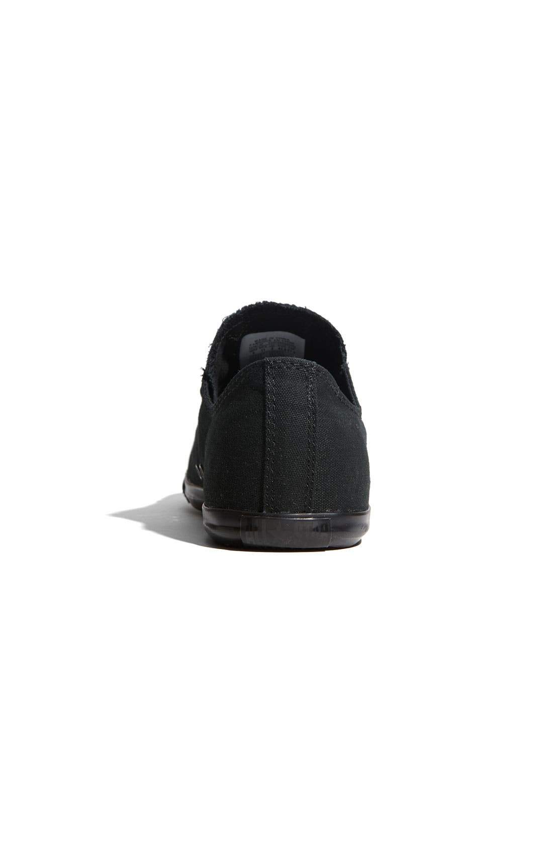 Alternate Image 4  - Converse Chuck Taylor® 'Slim' Low Top Canvas Sneaker (Men)
