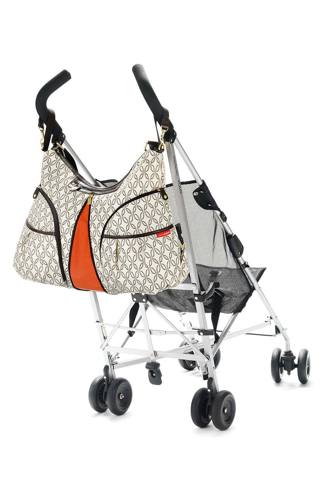Alternate Image 3  - Skip Hop 'Versa' Diaper Bag