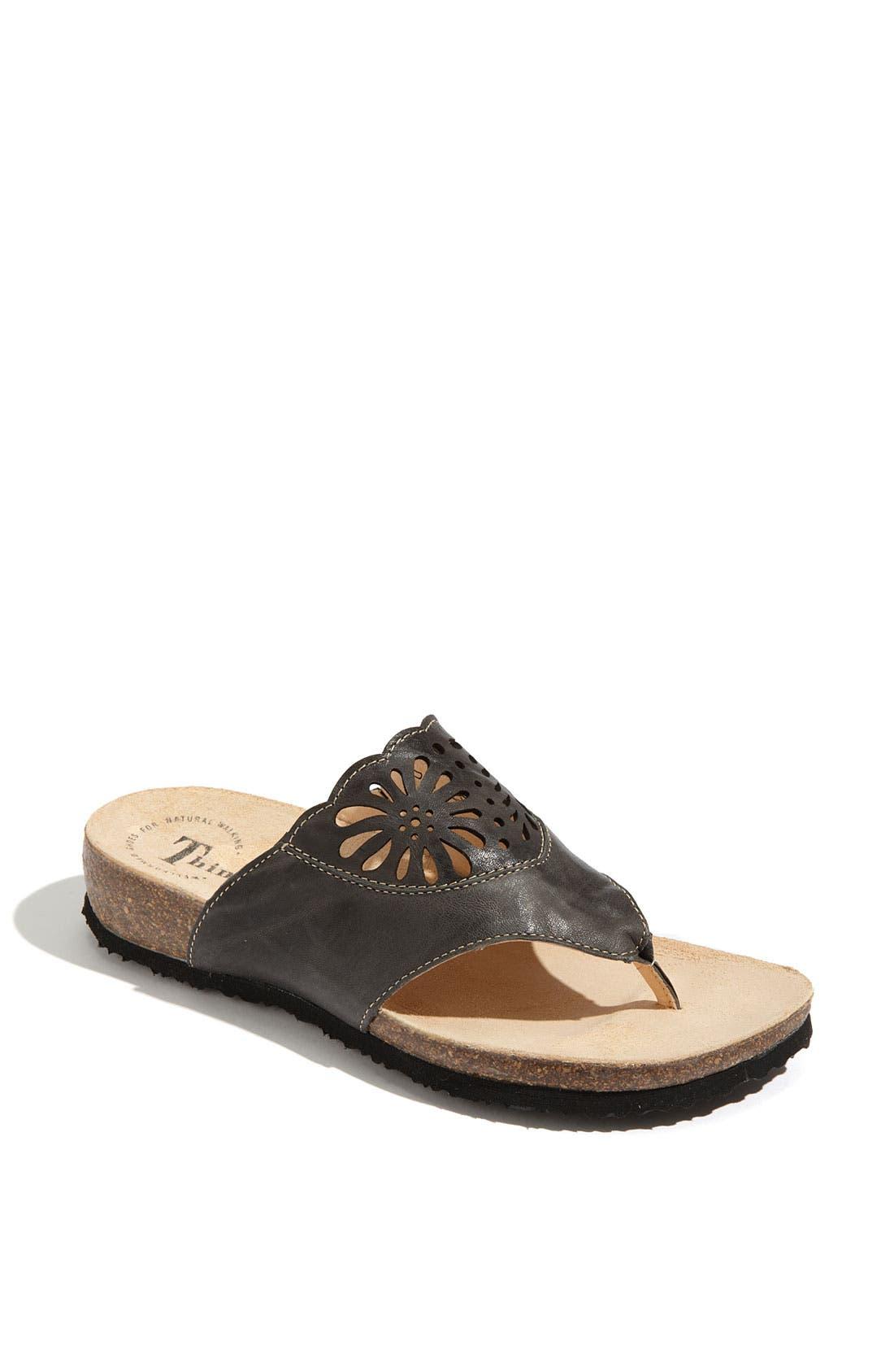Alternate Image 1 Selected - Think! 'Julia' Thong Sandal