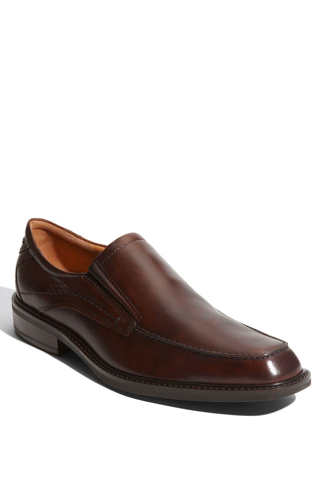 ecco edinburgh loafer