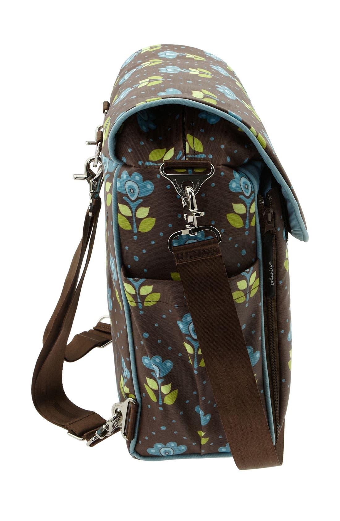 Alternate Image 4  - Petunia Pickle Bottom 'Brocade' Diaper Bag
