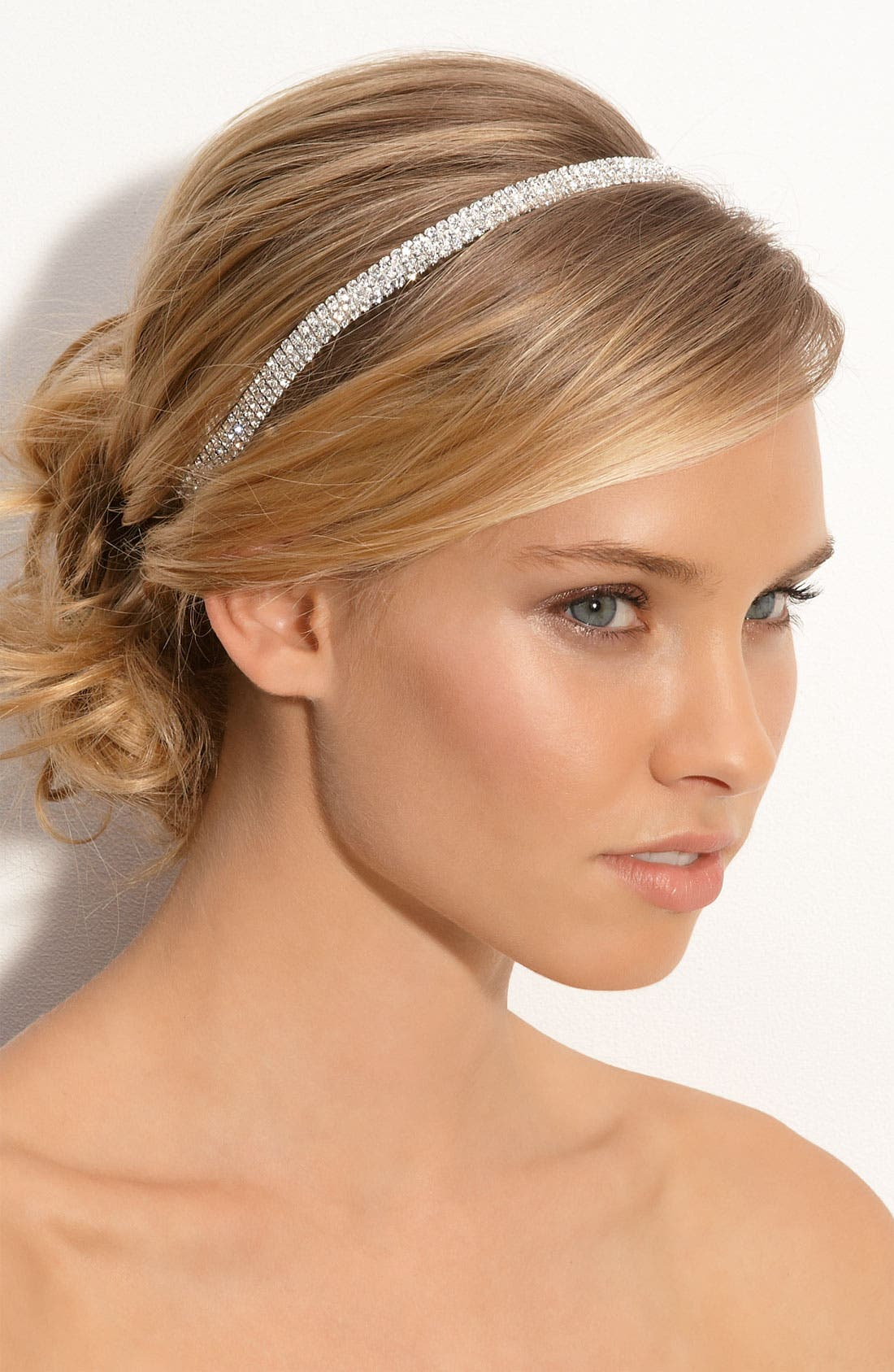 Alternate Image 1 Selected - Tasha 'Solid Rows of Crystal' Headband