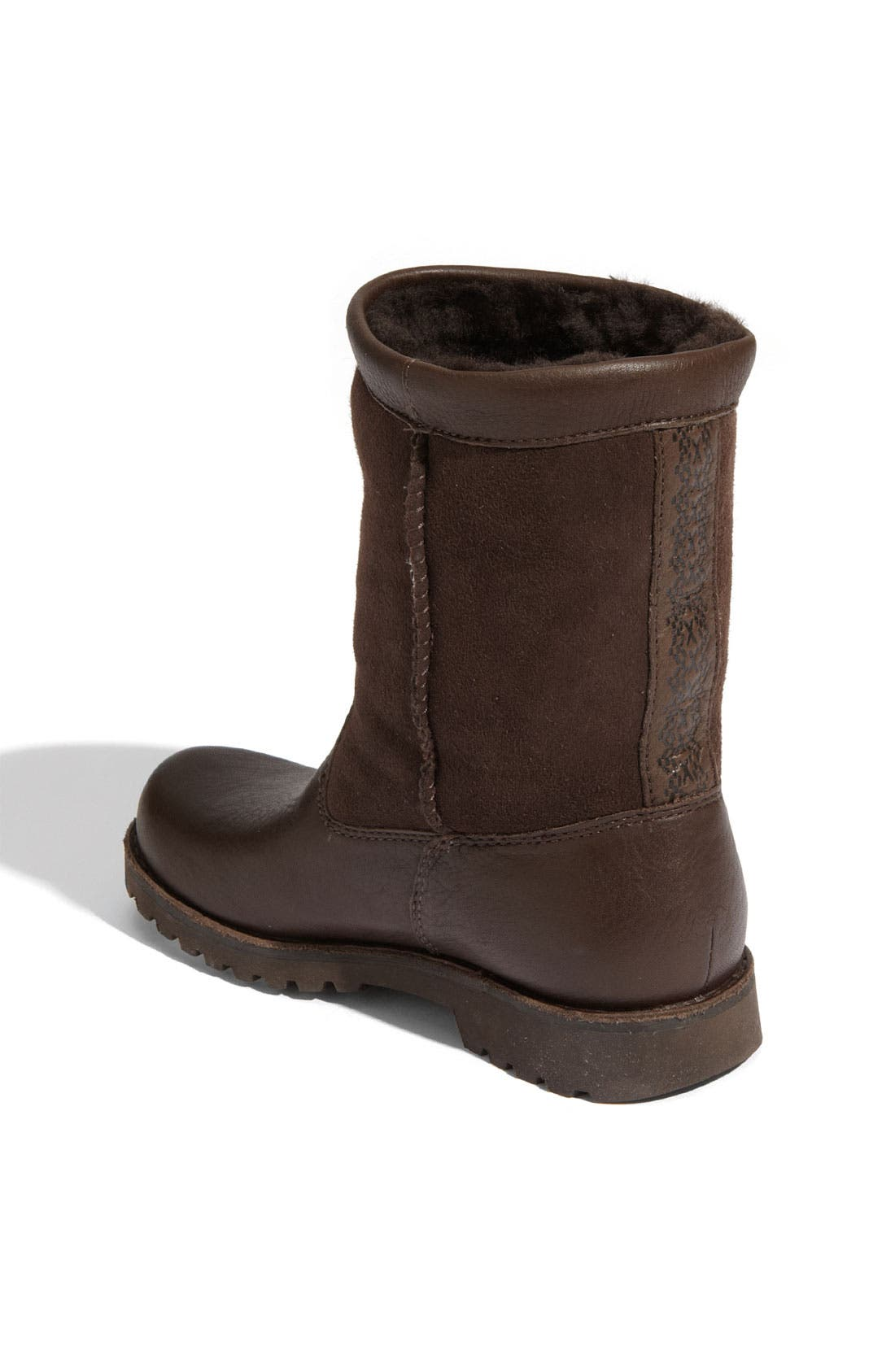 Alternate Image 2  - UGG® 'Riverton' Boot (Toddler, Little Kid & Big Kid)