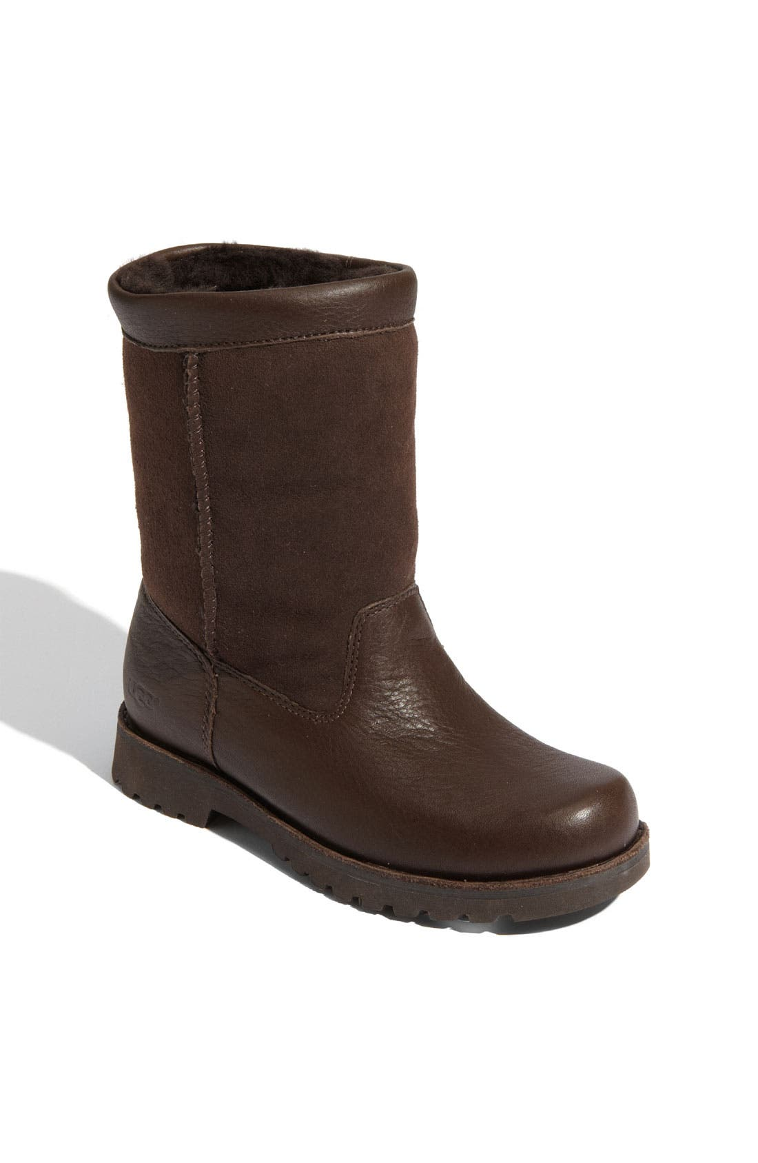 Alternate Image 1 Selected - UGG® 'Riverton' Boot (Toddler, Little Kid & Big Kid)