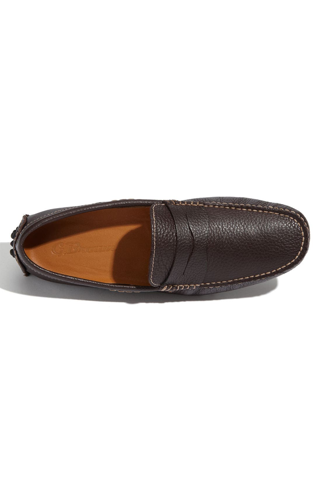 Alternate Image 3  - G Brown 'Tobago' Driving Shoe