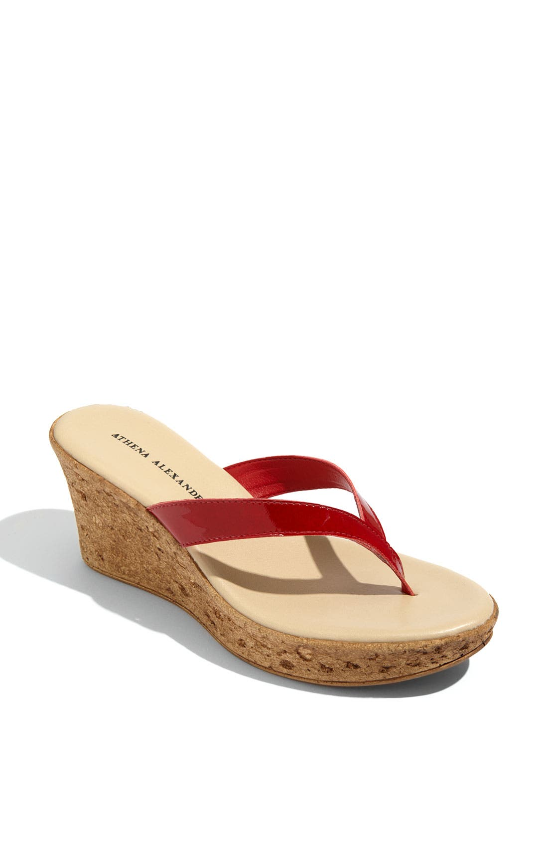 Alternate Image 1 Selected - Athena Alexander 'Aloha' Sandal
