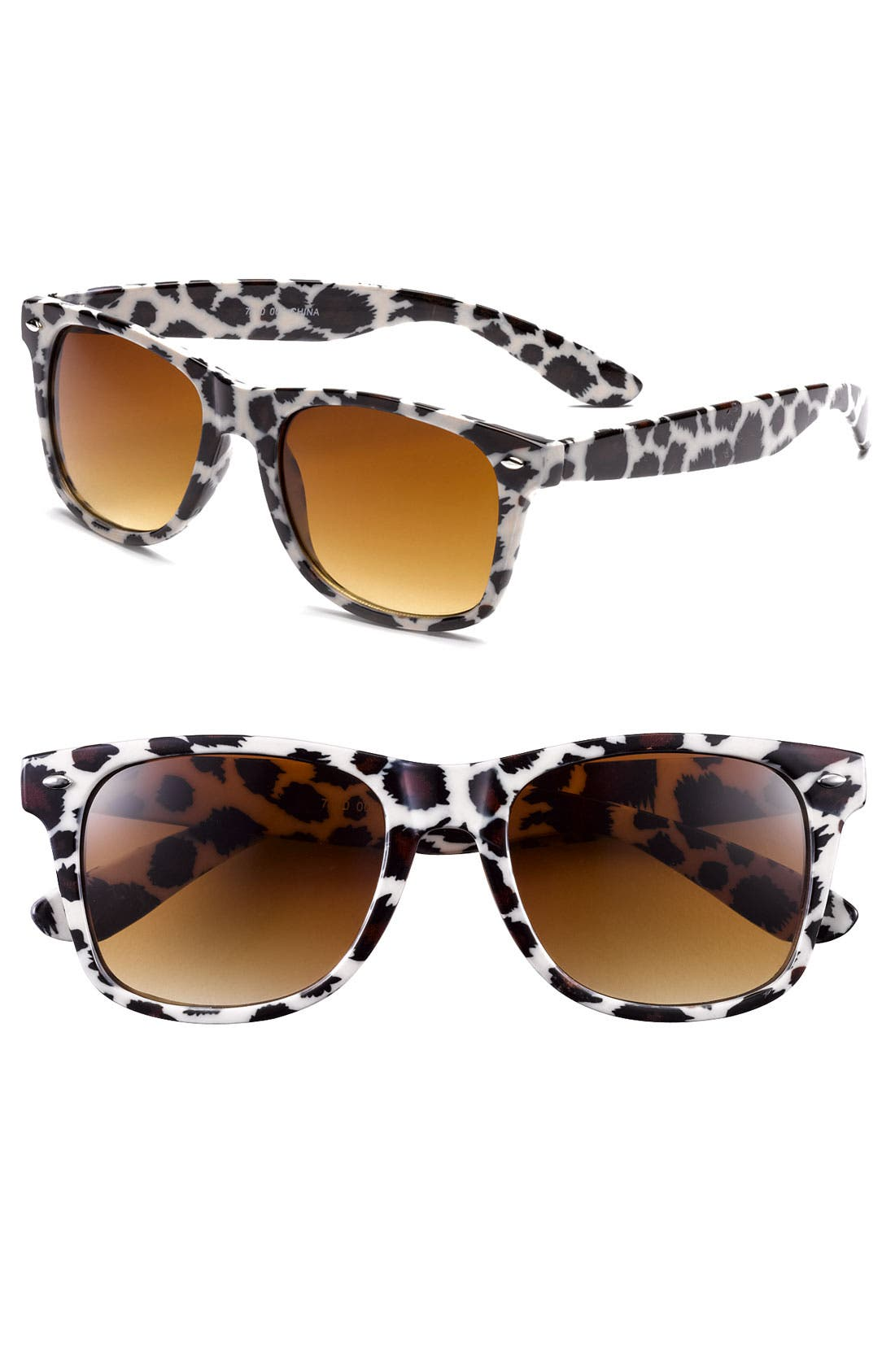 Alternate Image 1 Selected - KW 'Punky' Sunglasses (2 for $20)
