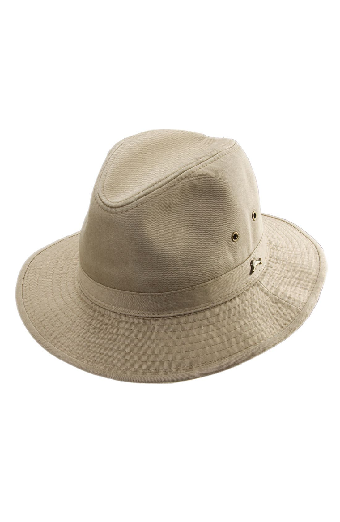 Alternate Image 1 Selected - Tommy Bahama Cotton Safari Bucket Hat