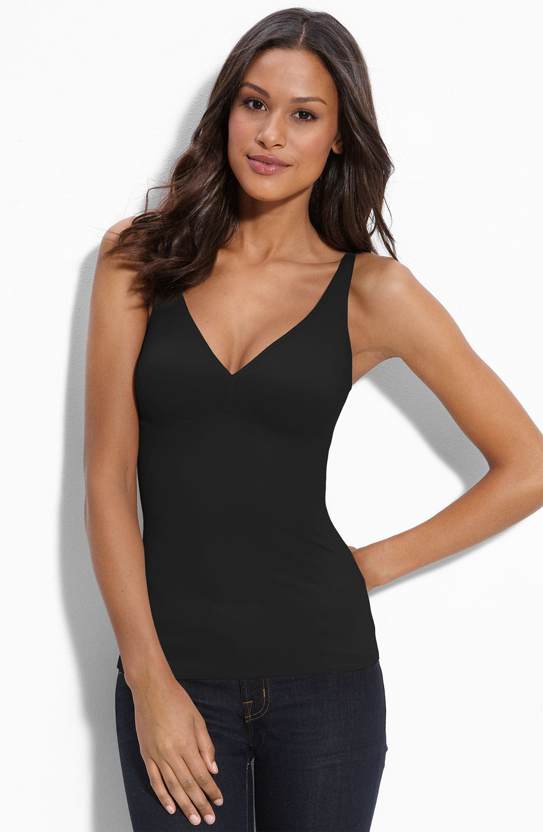 Alternate Image 1 Selected - DKNY 'Fusion' Shaping Camisole