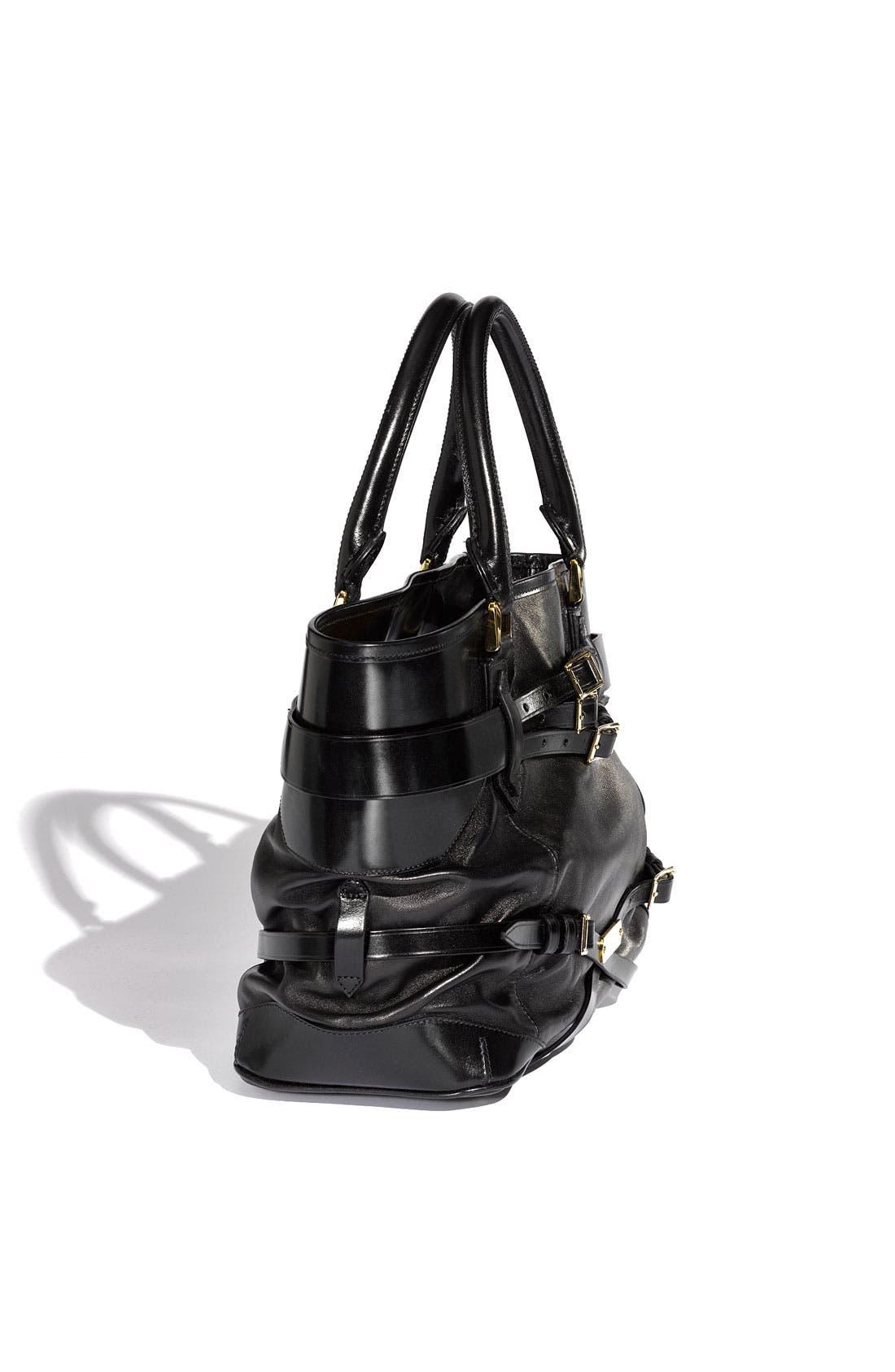 Alternate Image 2  - Burberry Leather Shopper